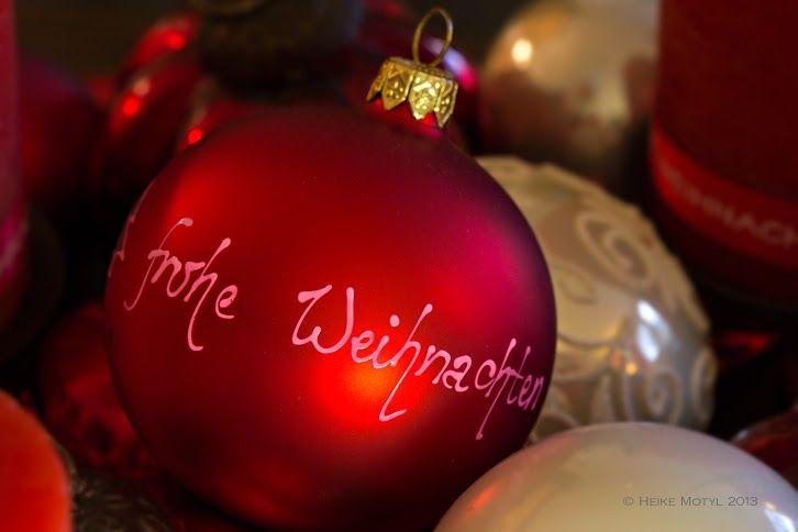 Wünsche zu Weihnachten