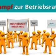 Betriebsratswahlkampf